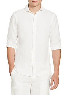 Polo Ralph Lauren Cotton Pique Sport Shirt