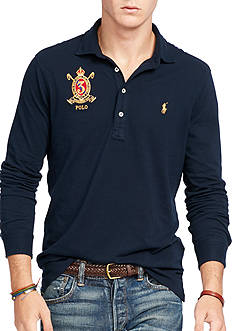 Polo Ralph Lauren Long-Sleeve Hampton Shirt