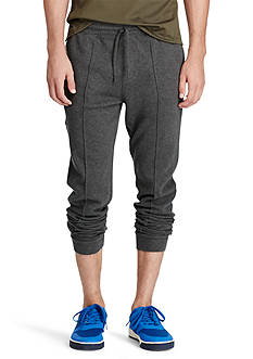Polo Ralph Lauren Ribbed Cotton Jogger Pants