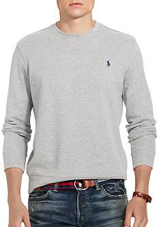 Polo Ralph Lauren Ribbed Cotton Sweatshirt
