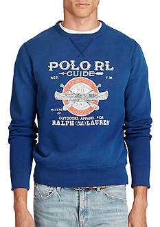 Polo Ralph Lauren Fleece Graphic Sweatshirt