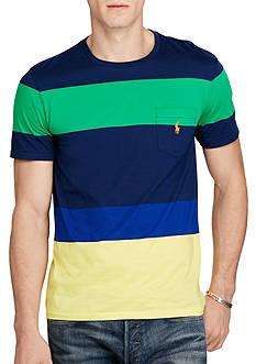 Polo Ralph Lauren Cotton Jersey Crewneck T-Shirt