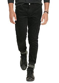 Polo Ralph Lauren Stretch Corduroy Cargo Jogger Pants
