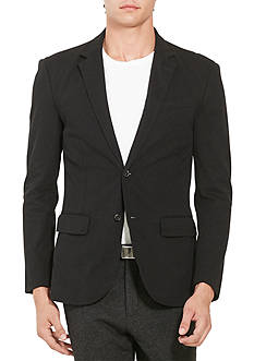 Polo Ralph Lauren Knit Cotton-Blend Blazer
