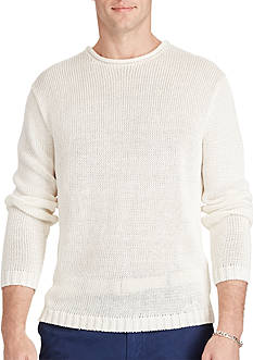 Polo Ralph Lauren Linen Roll-Neck Sweater