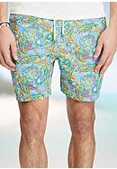 Polo Ralph Lauren 5.75-in. Traveler Swim Trunks