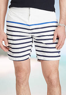 Polo Ralph Lauren 7-in. Monaco Striped Trunk