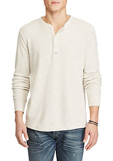 Polo Ralph Lauren Cotton Henley