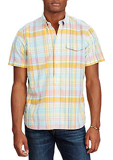 Polo Ralph Lauren Standard Fit Cotton Popover