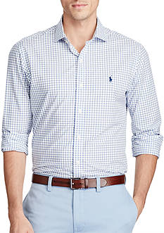 Polo Ralph Lauren Checked Poplin Estate Shirt