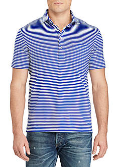 Polo Ralph Lauren Hampton Striped Cotton Shirt
