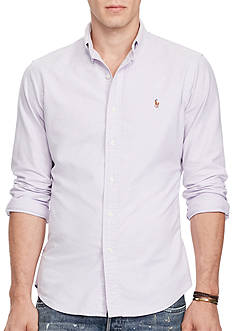 Polo Ralph Lauren Cotton Oxford Sport Shirt