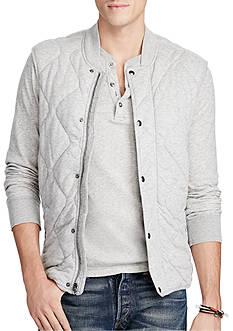 Polo Ralph Lauren Quilted Jersey Vest