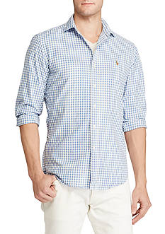 Polo Ralph Lauren Plaid Oxford Estate Shirt