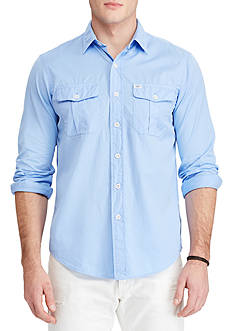Polo Ralph Lauren Standard Fit Beach Twill Shirt