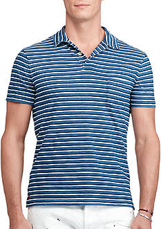 Polo Ralph Lauren Custom Fit Striped Cotton Polo