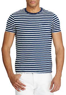 Polo Ralph Lauren Custom Fit Cotton T-Shirt