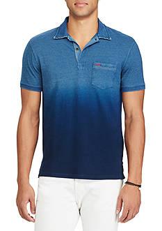 Polo Ralph Lauren Custom Fit Cotton Mesh Polo