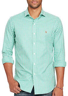 Polo Ralph Lauren Gingham Oxford Estate Shirt