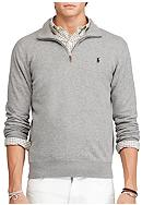 Polo Ralph Lauren Cotton-Blend Jersey Pullover