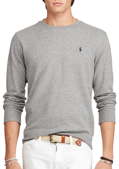 Polo Ralph Lauren Cotton-Blend Jersey Sweatshirt