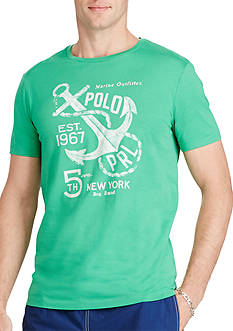 Polo Ralph Lauren Custom-Fit Cotton T-Shirt