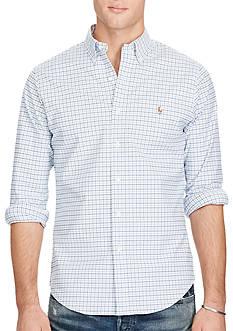 Polo Ralph Lauren Slim-Fit Stretch Oxford Shirt