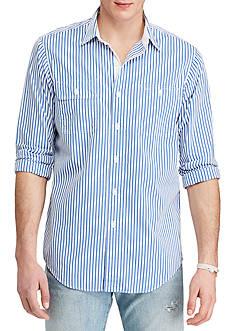 Polo Ralph Lauren Striped Cotton Workshirt