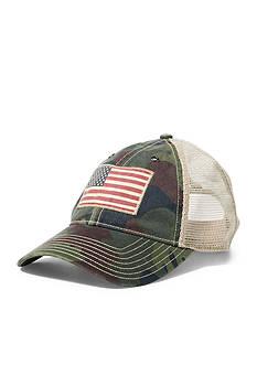 Polo Ralph Lauren Camo Mesh Trucker Hat