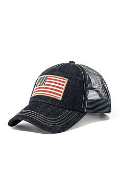 Polo Ralph Lauren Denim Trucker Hat