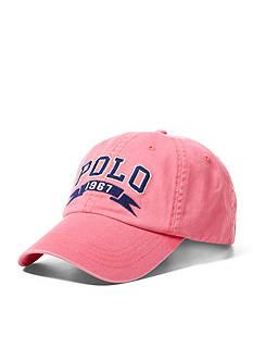 Polo Ralph Lauren 'Polo' Chino Cap