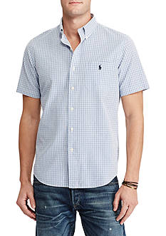 Polo Ralph Lauren Standard Fit Seersucker Shirt
