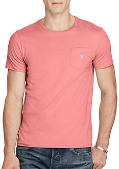 Polo Ralph Lauren Cotton Jersey Pocket T-Shirt