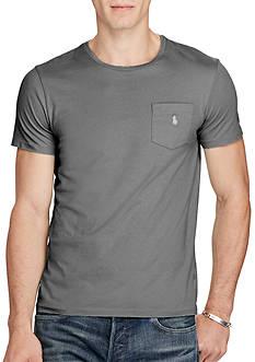 Polo Ralph Lauren Cotton Jersey Pocket T-Shirt
