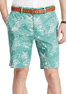 Polo Ralph Lauren Stretch Classic Fit Floral Chino Shorts