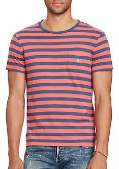 Polo Ralph Lauren Striped Jersey Pocket T-Shirt