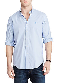 Polo Ralph Lauren Performance Twill Sport Shirt