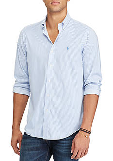 Polo Ralph Lauren Striped Stretch Performance Shirt