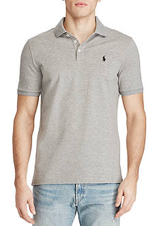 Polo Ralph Lauren Classic Fit Stretch-Mesh Polo Shirt