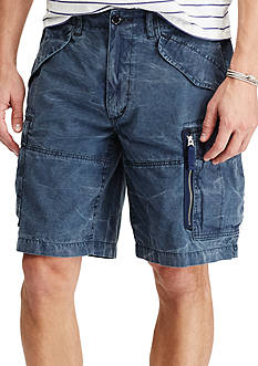 Polo Ralph Lauren Classic Fit Cotton Cargo Short