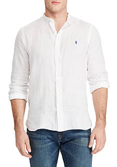 Polo Ralph Lauren Standard Fit Linen Shirt
