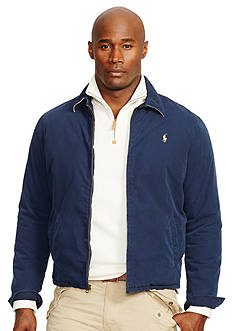 Polo Ralph Lauren Big & Tall Poplin Windbreaker Jacket