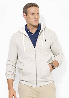 Polo Ralph Lauren Big & Tall Full-Zip Fleece Hoodie