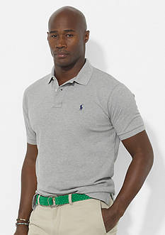 Polo Ralph Lauren Big & Tall Classic-Fit Mesh Polo Shirt