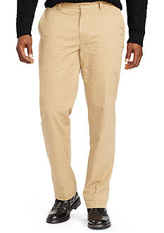 Polo Ralph Lauren Big & Tall Classic-Fit Stretch-Chino Pant