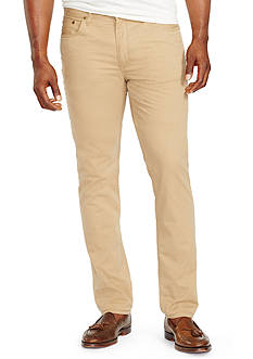 Polo Ralph Lauren Big & Tall Classic-Fit 5-Pocket Twill Pant
