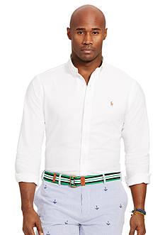 Polo Ralph Lauren Big & Tall Stretch-Oxford Shirt