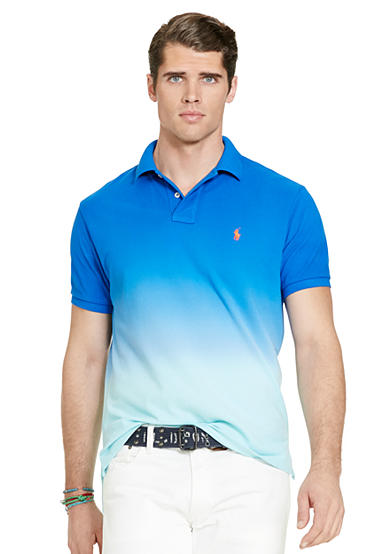 Polo Ralph Lauren Big & Tall Classic-Fit Ombre Polo Shirt