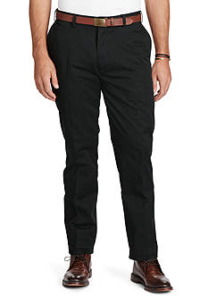 Polo Ralph Lauren Big & Tall Stretch Classic Fit Twill Pant