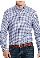 Polo Ralph Lauren Big & Tall Plaid Twill Sport